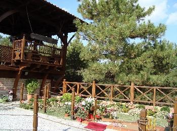 Могилка Геронды Паисия Святогорца в Суроти
