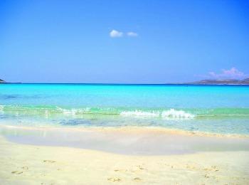 Майское море Крита - пляж Елафониси