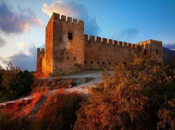 Мистический замок Франкокастелло
