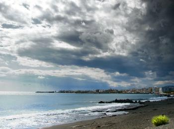 Первый месяц весны в Халкидиках, Греция