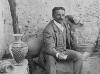 Артур Эванс, археолог