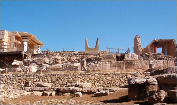 Панорамный вид на легендарные руины