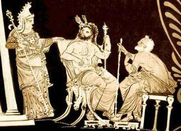 Легендарный царь Минос, Крит, Греция
