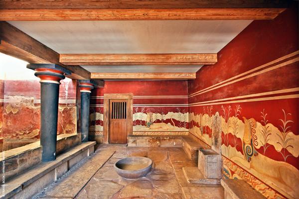 Общий вид тронного зала