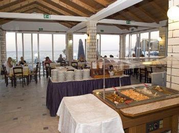 Питание в отеле Fereniki, Крит, Греция