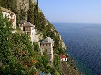 Афон и его святыни, Монастыри Афона  - читать, скачать
