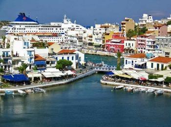 Агиос Николас, Крит, Греция