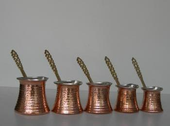 Греческие брики для приготовления кофе