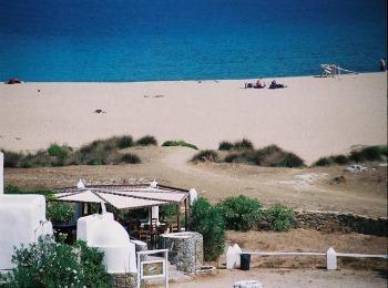 Таверна Fokos, Миконос, Греция