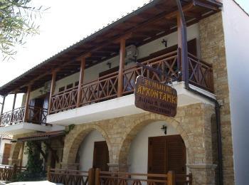 Гостиницы в Урануполи, Халкидики, Греция