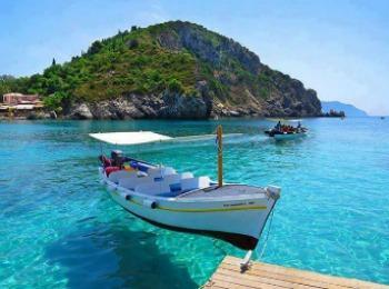 Чистейшие воды острова Корфу, Греция