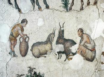 Сыроделы древней Греции