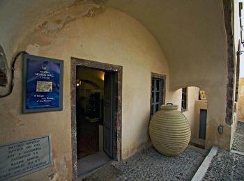 Музей Морского флота отсрова Санторини, Греция
