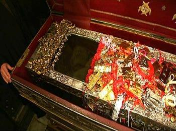 Покровитель Корфу епископ Спиридон Тримифунтский