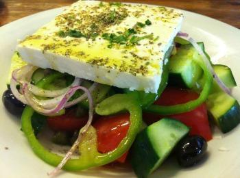 Греческий салат рецепт цена