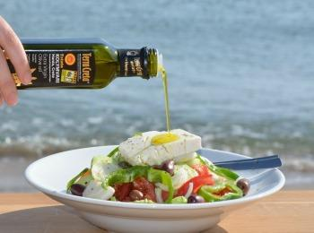 Клссический греческий салат