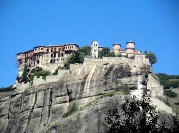 Монастырь Варлаама, Маетеоры, Греция