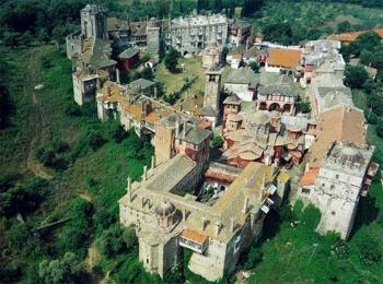 Ватопедский монастырь, Афон