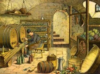 Старая винодельня, Греция