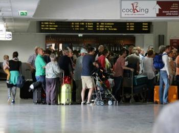 Аэропорт Ираклиона, Греция