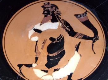 Дионисий - бог вина Древней Греции