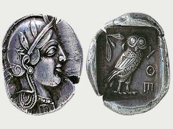 Греческая драхма