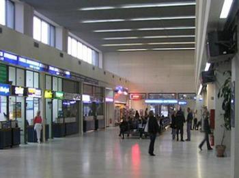 ираклион аэропорт фото