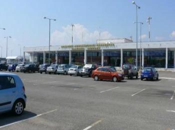 Аэропорт Каламата, Пелопоннес, Греция