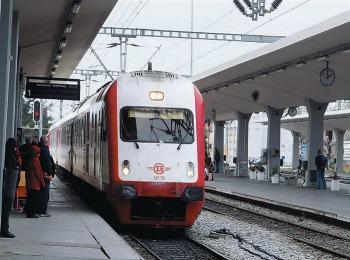 Железнодорожный вокзал, Греция