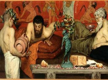 Симпозиум, Древняя Греция