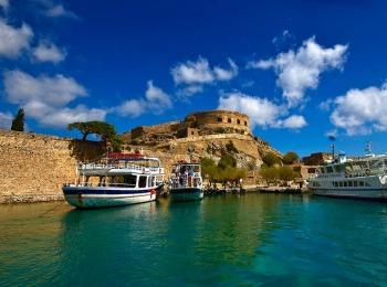 Спиналонга, Крит, Греция
