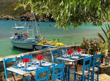 Таверна, остров Крит, Греция