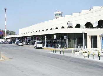 Аэропорт Корфу, Греция