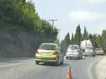Малолитражки на дорогах Греции