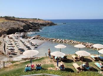 Пляж отеля Sensimar Royal Blue