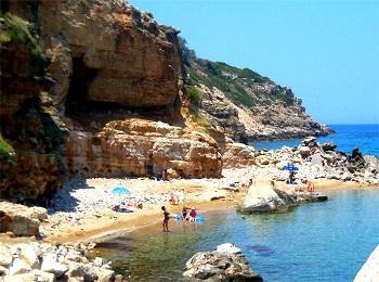 Πляж Герани, Ретимно, Крит