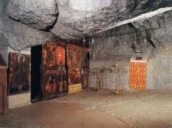 Патмос, Пещера Откровения, Греция
