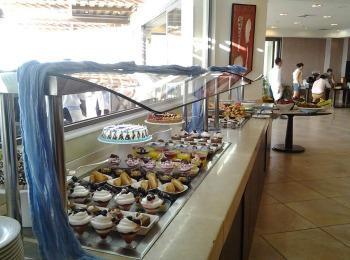 Питание в отеле Sensimar Royal Blue