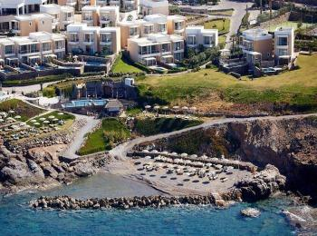 Панорамный вид отеля Sensimar Royal Blue Resor