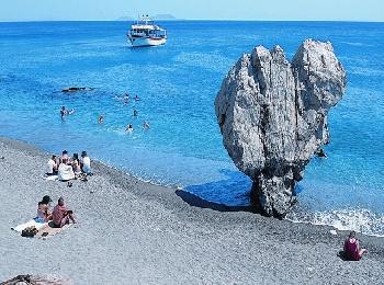 Великолепные пляжи курорта Ретимно, Крит