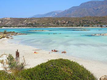Элафониси - один из самых красивых пляжей Греции