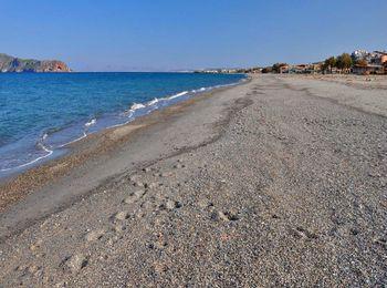Побережье пляжа Платаньяс, Крит