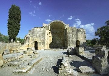 Гортина - город древней минойской цивилизации