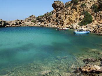 Небольшой островок Элафониси