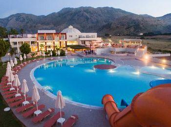 Четырехзвездочный отель в 2 км от центра Георгиуполиса