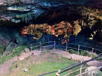 Легендарная пещера Зевса