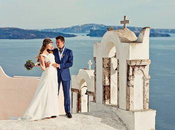 Организация свадеб в Греции от Mouzenidis Tour