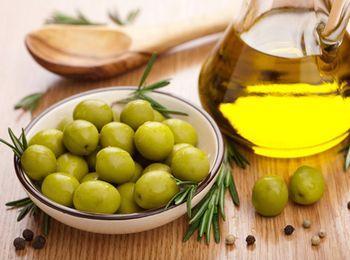 Оливковые плоды, обладающие целебными свойствами