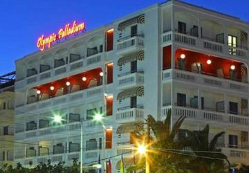 Внешний вид отеля Olympic Palladium