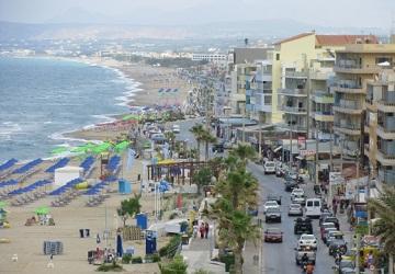 Таверны, кафе и рестораны прибрежной части города Ретимно